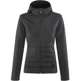 Black Diamond First Light - Chaqueta Mujer - gris